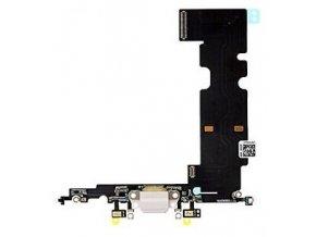 plug in iphone 8 plus white