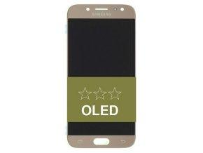 j530 gold OLED
