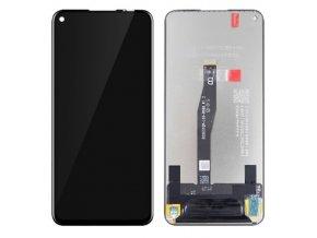 Huawei P40 Lite, P20 Lite 2019, Nova 5i, Nova 6 SE LCD displej a dotykové sklo čierne