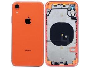 iphone xr coral rear genuine