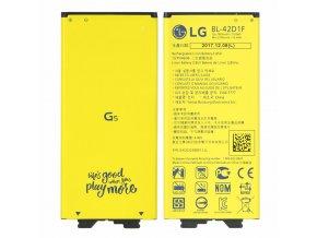 eng pl Battery LG G5 H850 Bl 42D1F 2800mAh Bulk 69337 1