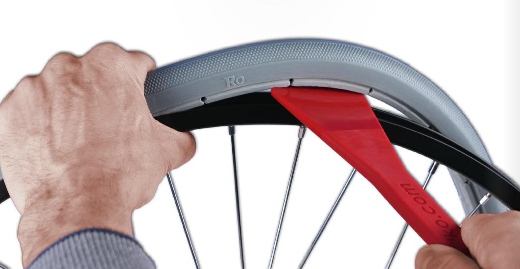 Nafukovací pneumatiky nebo plná guma?