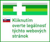 Logo legalnost webovych stranok
