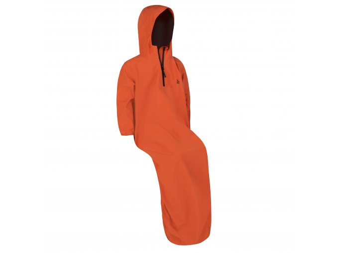 Raincape junior orange 1