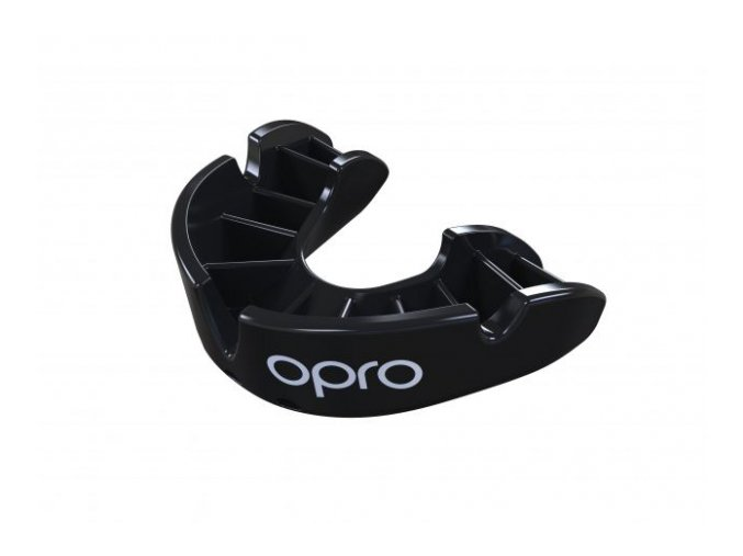 Opro Bronze Black