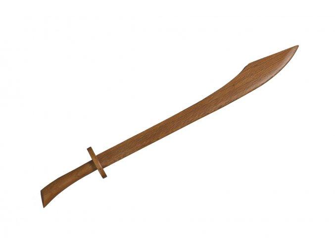 TAI CHI dřevěný meč hladký - 83cm