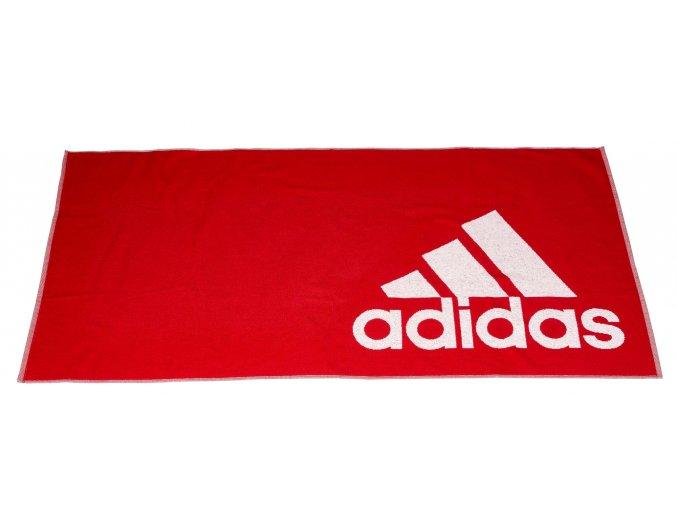 FJ4771 adidas Towel L red white 1801