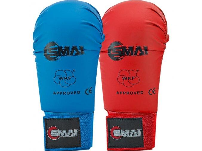 SMAI karate rukavice WKF7