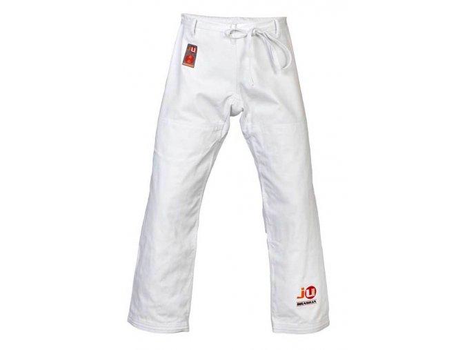 Výprodej Kalhoty Brasilia bílé se šňůrkou velikost 200