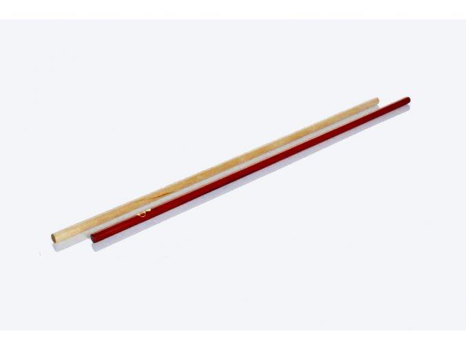 BO 182 cm - bílý dub