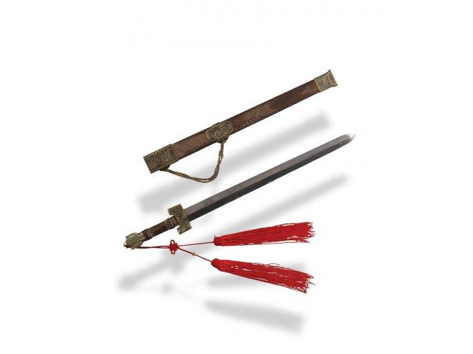 TAI CHI kovový meč 70cm