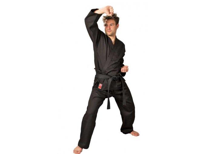 ČERNÉ Kimono na karate model TO START