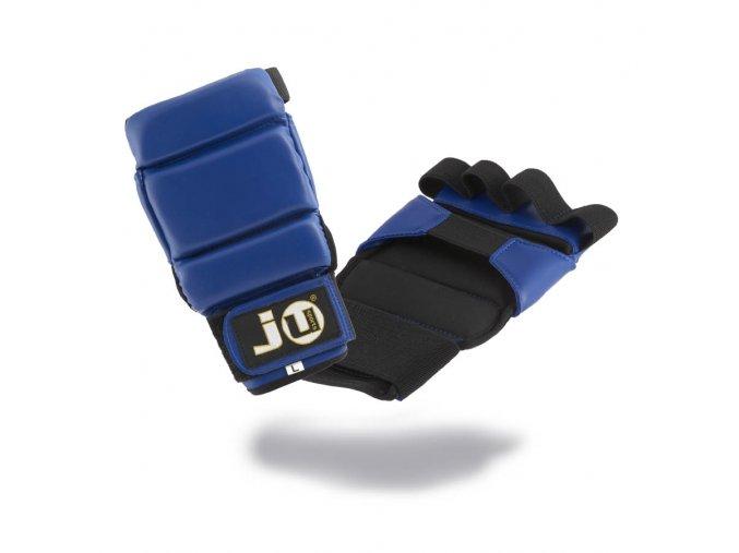 Rukavice na JIU JITSU / MMA model SECTION modré
