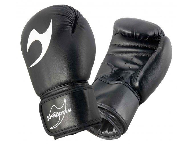 6013010 Boxhandschuh Training schwarz 10oz 01