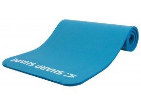 Podložka na cvičení Sharp Shape Mat Blue