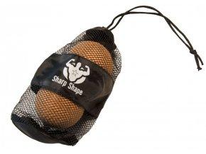 Masážní míčky sada Sharp Shape Cork Massage ball