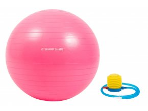 Gymnastický míč Sharp Shape Gym ball 55cm - Pink
