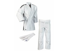adidas JudoGi Training J500 white 1[610x480]