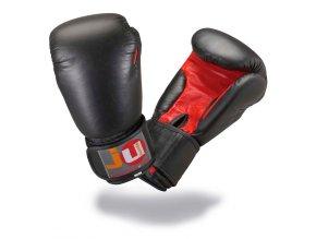 Boxerské rukavice - kůže 8,10,12,14,16oz