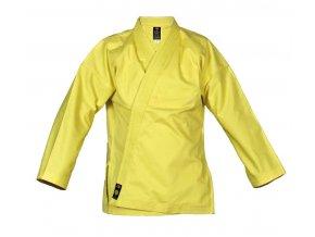 Kabát Element na sebeobranu, judo, aikido, žlutý