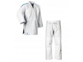 adidas Judo Gi J650 Contest White blue 01