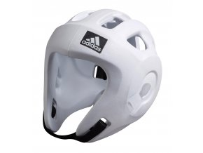 Adidas helma ADIZERO WTF, WAKO bílá