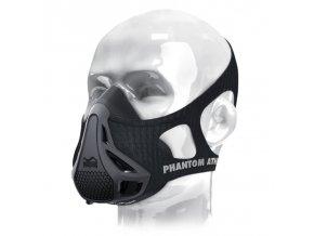 Phantom Athletic Tréninková maska černá M Training Mask Black S