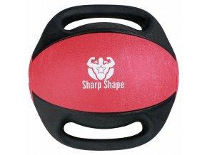 Sharp Shape Medicinbal 4 kg červený