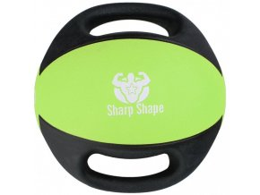 Medicinbal s úchopy Sharp Shape Medicine ball 8kg