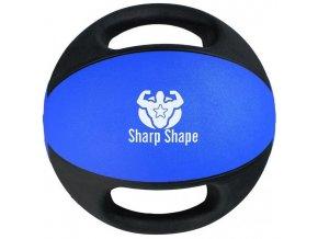Medicinbal s úchopy Sharp Shape Medicine ball 10kg