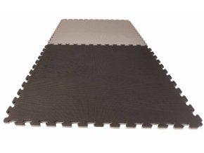 Puzzlematte Econo neu 2cm black gray schwarz grau 1[610x480]