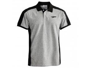 SALMING Aspen Polo Men Grey/Black