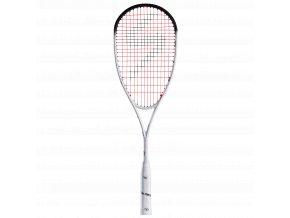 Squashová raketa SALMING Fusione Feather Racket White