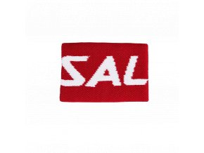 SALMING Team Wristband Mid Red