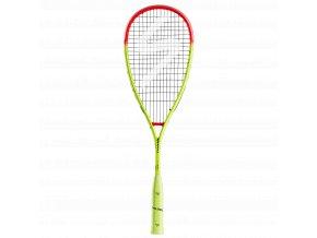 Squashová raketa SALMING Grit PowerLite Racket Fluo Yellow/Red