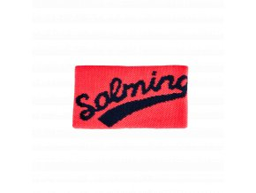 SALMING Wristband Long Coral/Navy
