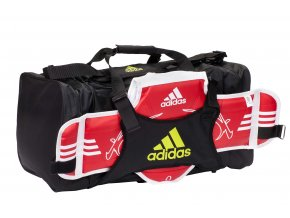 ADIACC107 Sports Bag black yellow 1052