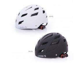 Helma URBIS černá a bílá barva