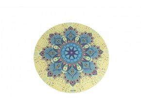 Sharp Shape Round yoga mat Goa