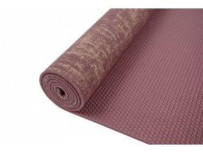 Sharp Shape JUTA yoga mat Claret