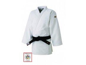 judo jacke mizuno yusho best 2 ijf 750 g weiss 720x720