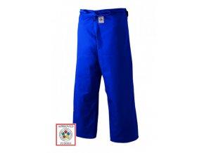 modré kalhoty