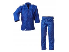 J350BP Judo Uniform blue white 01