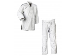 adidas Judo Gi J650 Contest white silver 01