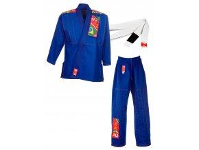 Dětské BJJ kimono Brazilian Ju Jitsu Kids modré