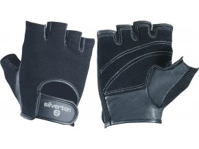 Fitness rukavice comfort silverton