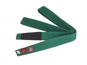 BRAZILIAN JIU JITSU dětský pás zelený 220cm VÝPRODEJ