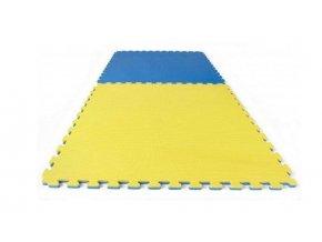 TATAMI PUZZLE podložka oboustranná 100x100x2,5 cm