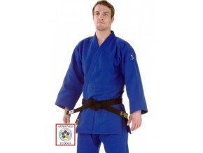 Hiku shiai ijf kabát modrý