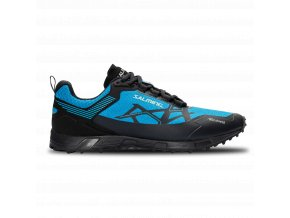 SALMING Ranger Women Dark Grey/Blue dámské běžecké boty
